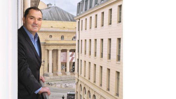 Jean-François A.<br/> Hotel des Balcons : Paris