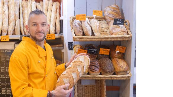 Ma Mie et Papilles <br/>Candidat Meilleur boulanger de France <br/>Tréon